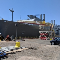 USNS Gilliland, at BDD4